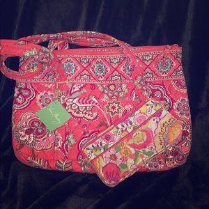 Vera Bradley purse & wallet